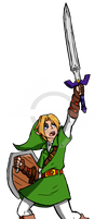 Link The Hero of Time