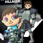 Phantom Armored Villager