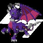 Cynder The Dragon!