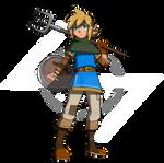 Link, The Farm Boy!