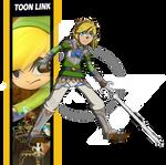 Toon Link x Twilight Princess Ganondorf