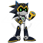 Shard The Metal Sonic!