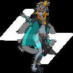 Witch Queen Midna - 2021 redo