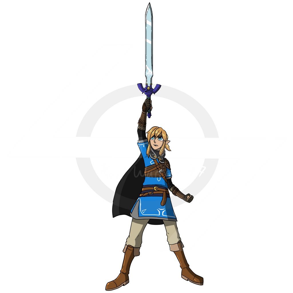 Link! Hero of the Wild!