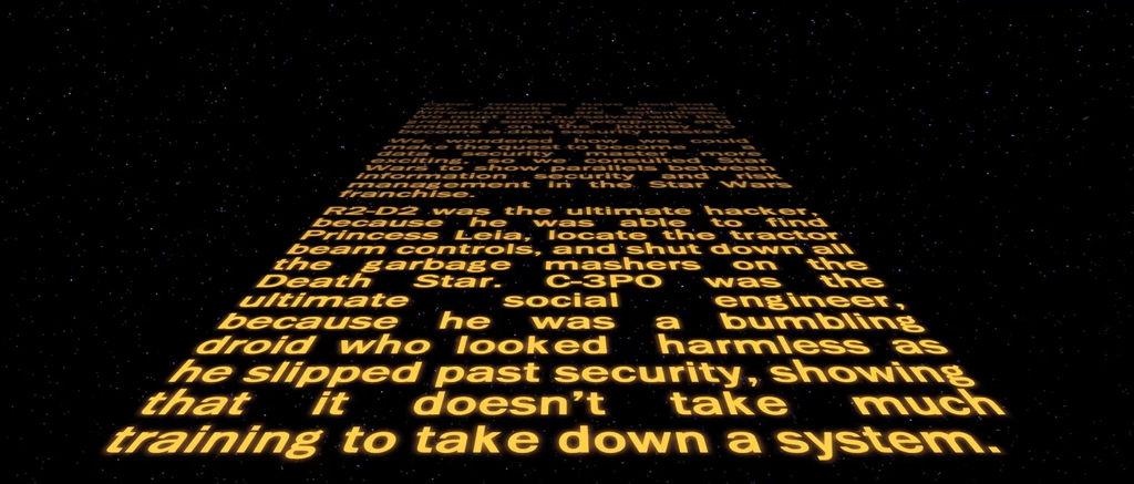Star Wars Text Crawl by KylePrehn on DeviantArt
