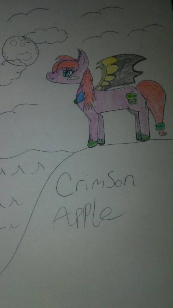 meet crimson apple by ashthepony