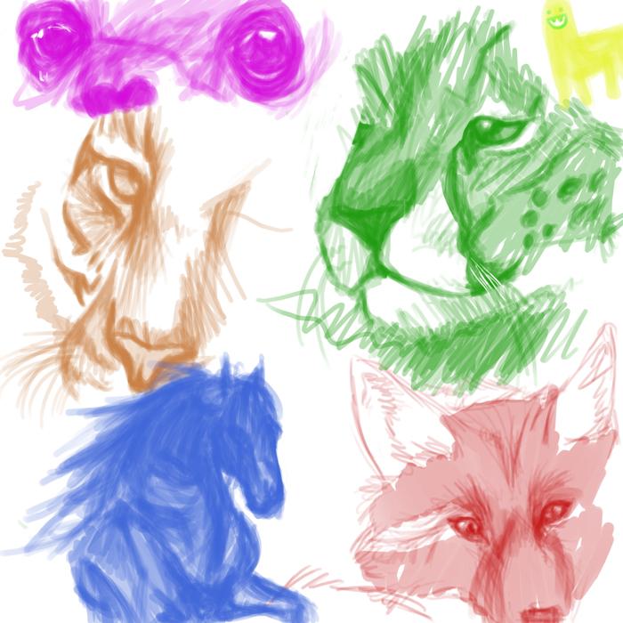 Animals by Sad-Adam