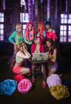 Winx club cosplay season 4