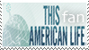 This American Life Stamp by EmeralFairy