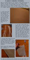 Cording tutorial!