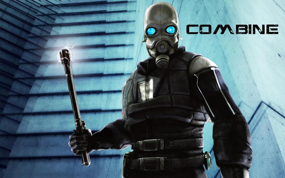 Combine - Half Life 2 by QuaiR on DeviantArt