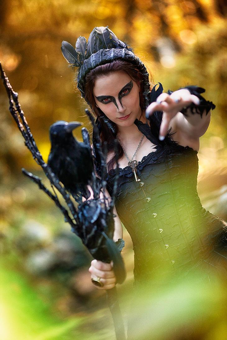 Raven-3509 by effjot