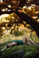 sleeping beauty II by effjot