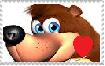 Banjo stamp by catcupcake