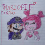 mariopie cosplay by Eddazzling81