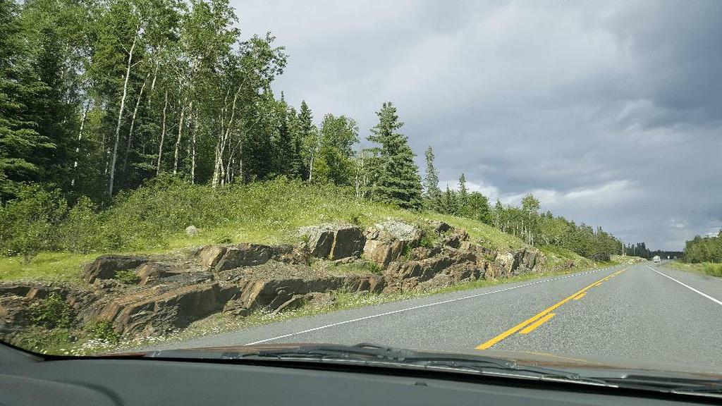 Roads rocki Rocky Roads