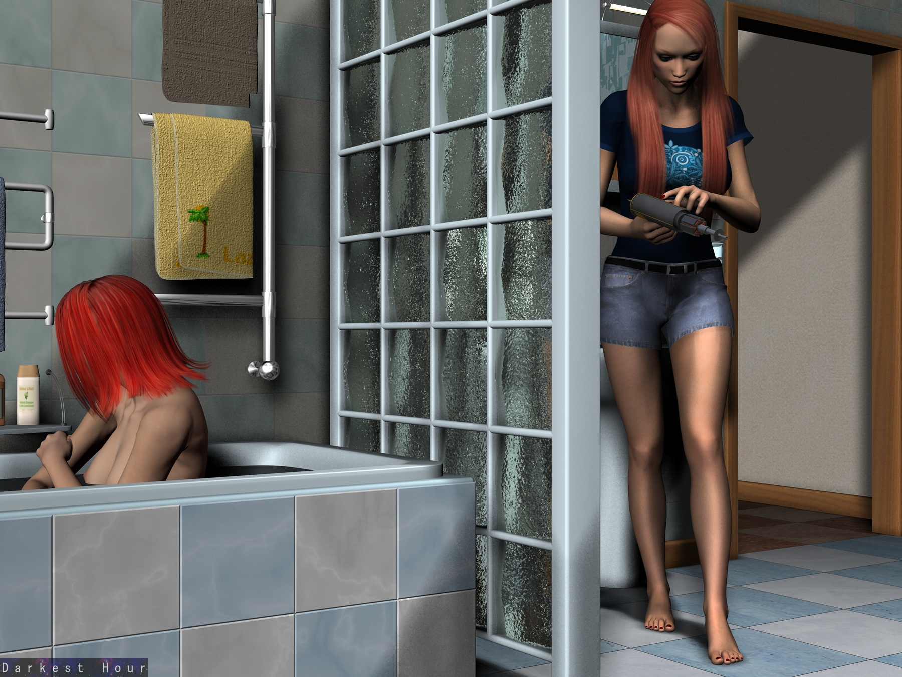 Bath Toy3 By Darkesthour55 On Deviantart
