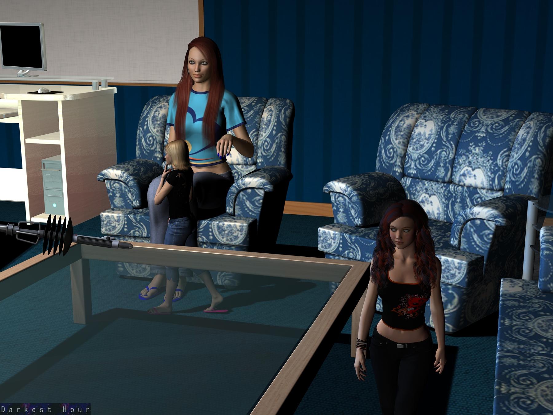 Shrink Games 19 By Darkesthour55 On Deviantart