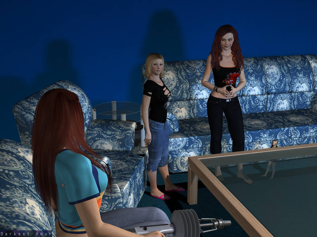 Shrink Games 14 By Darkesthour55 On Deviantart