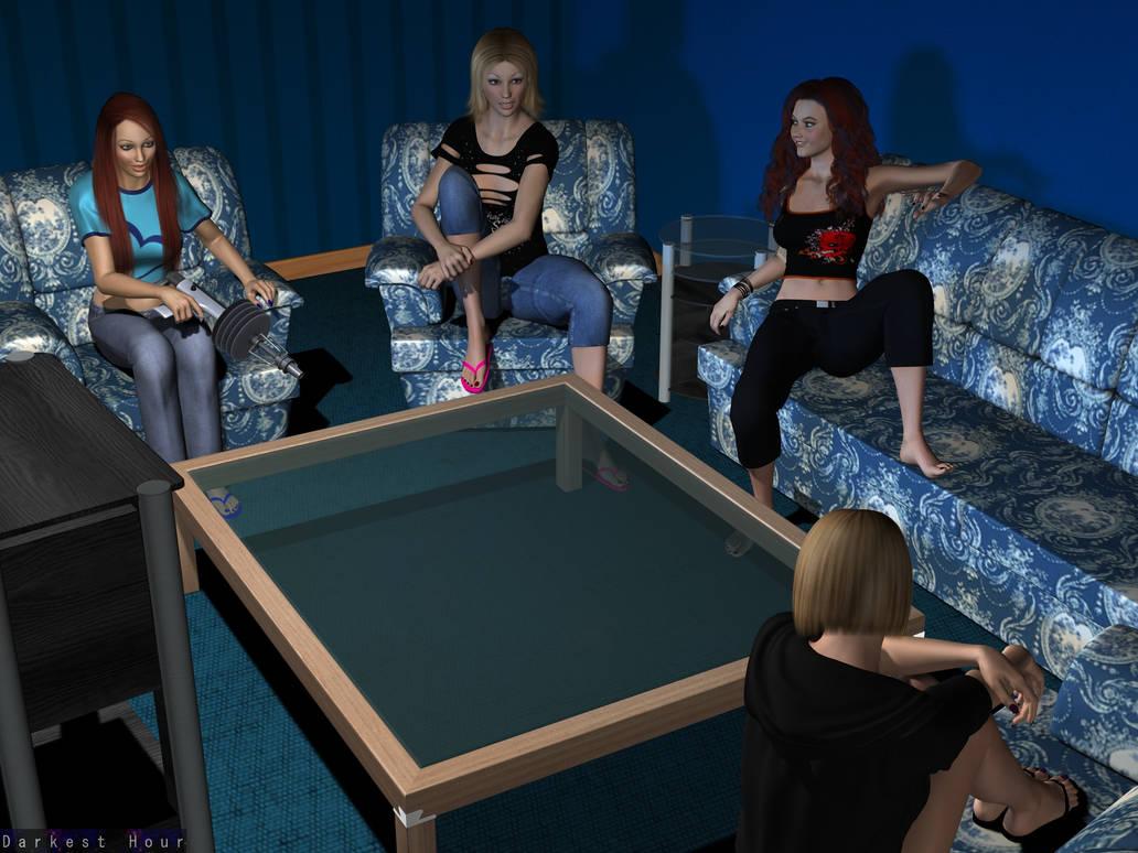 Shrink Games 4 By Darkesthour55 On Deviantart