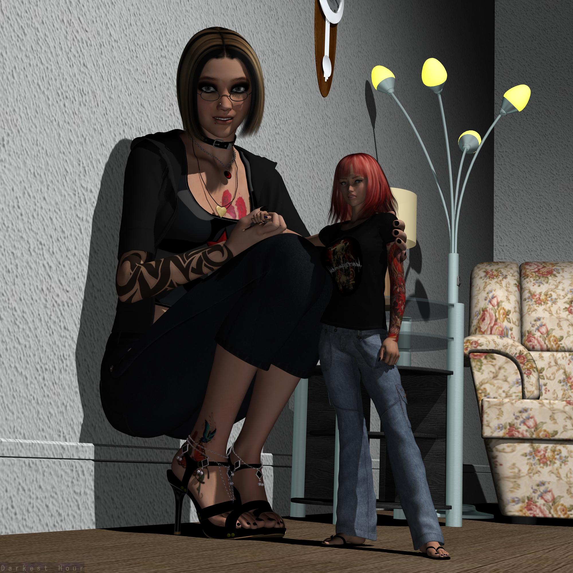 Shrinkwoman Deviantart