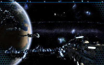 Tribute to X3: Terran Conflict by Xna