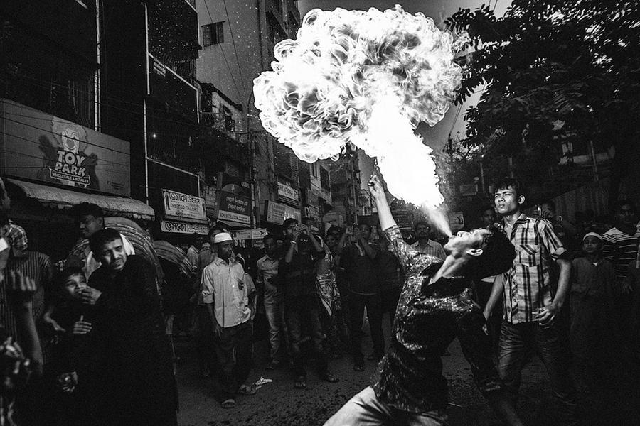 Fire blower II by ehabm