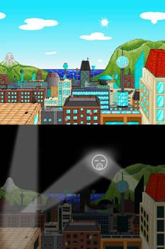 City of Pixels