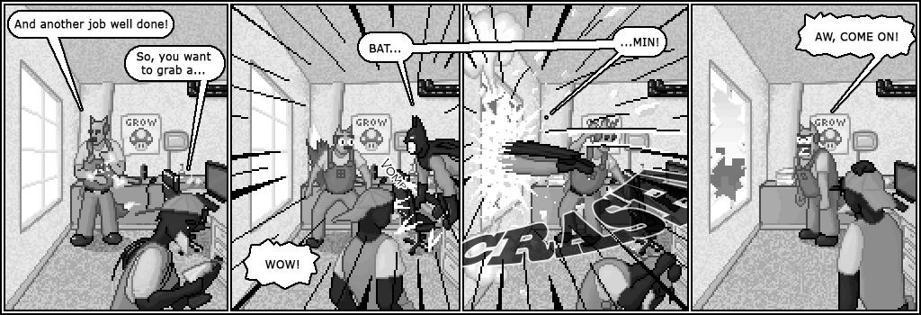 Episode036 - window by Taijj