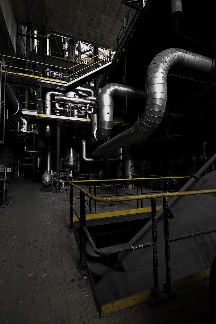 Power plant M by khalimero