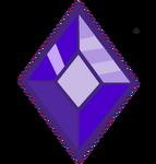 Dark Alicorn Amulet gem Vector by venjix5