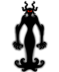 Dark Zen (with arms)