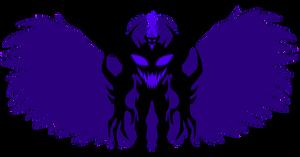 Mega Demongo (with cape) (alt)