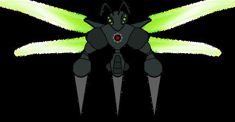 N. Cy-Hornet by venjix5