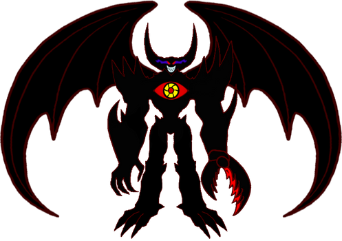 Malachor HIM (Possessed) (with wings)