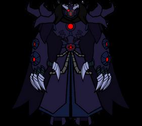 Emperor Nechronos (Upgraded 4.0) by venjix5