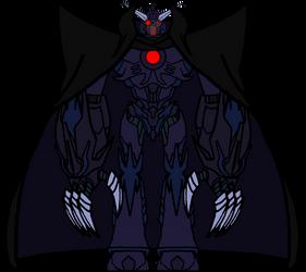Emperor Nechronos (Upgraded 5.0) by venjix5