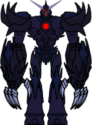 Emperor Nechronos (Upgraded 5.0) without cape by venjix5