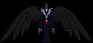 GA: Salazar (with black wings)