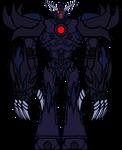 Emperor Nechronos (Upgraded 5.0) without cape (OD) by venjix5