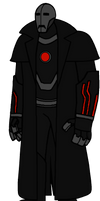 Venjix5 (Robot Body) with mask