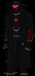 Venjix5 (Robot Body) (alt face) with hat by venjix5