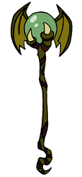 Goblin Scepter by venjix5