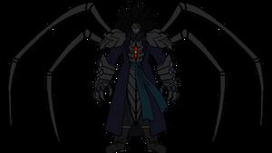 Dark Emperor N. Shroud (MM) (with spider limbs)