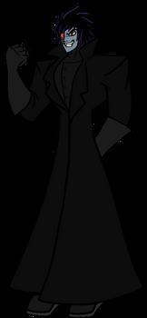 Professor N. Shroud (Smaller Head)