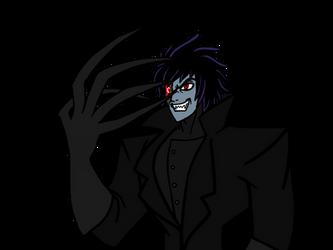 Professor N. Shroud (extended razor-sharp claws)