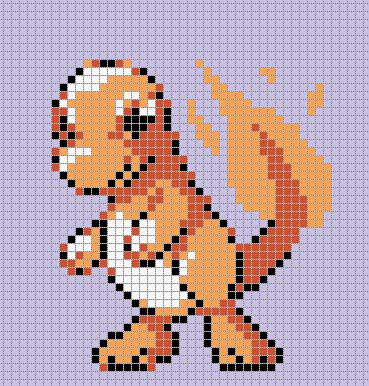 004 charmander pokemon red by pixelartnes on deviantart 004 charmander pokemon red by pixelartnes maxwellsz