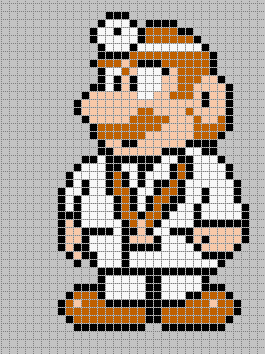 Drrio pixel art template by pixelartnes on deviantart drrio pixel art template by pixelartnes pronofoot35fo Image collections