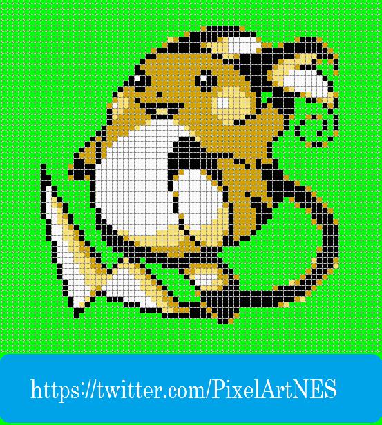 026 Raichu Pokemon Red By Pixelartnes On Deviantart