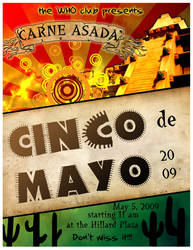 Cinco de Mayo 2009 by nikkilovesarman